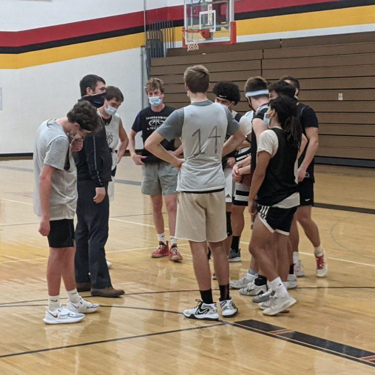 hoops practice