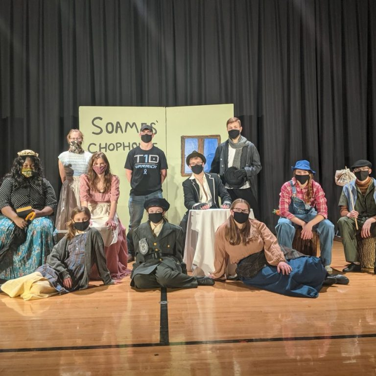 one act cast
