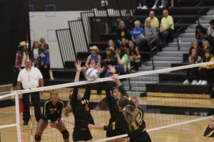 Volleyball vs Sibley East August 29