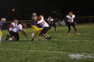 Football vs LS-H October 4