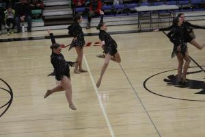 Dance Invitational January 24