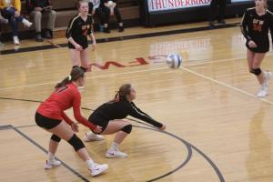 Volleyball vs Wabasso October 10