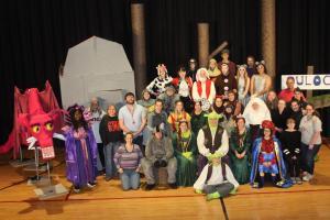 Shrek the Musical November 15