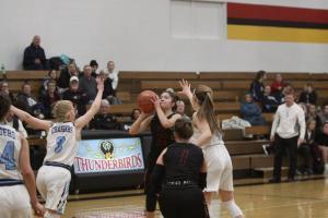 Girls Basketball vs MVL December 10