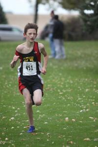 Cross Country Conference October 15