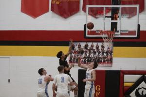 Boys Basketball vs Cedar Mountain January 3