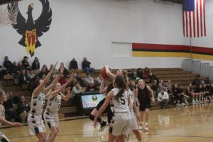 Girls Basketball vs SE St. Mary's January 7