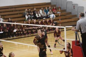 Volleyball vs LP/HT October 21