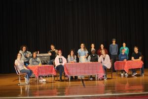 One Act Play January 20
