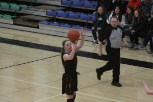 Girls Basketball vs Wabasso January 10