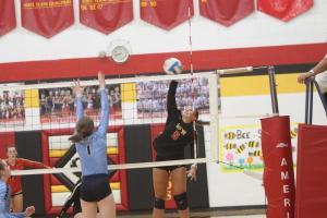 Volleyball vs MVL October 3