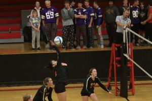Volleyball Sub-Section vs BOLD October 24